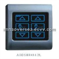 Touch Remote switch,Touch Remote light switch,