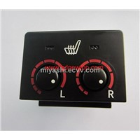 Toyota Land Cruiser seat heater switch(NT-P-2094)