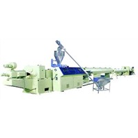 UPVC CPVC Foam Core Pipe Extrusion Line