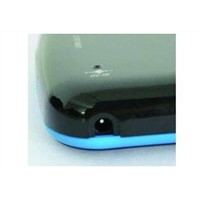 USB Movable Rechargeable Power Bank With Polymer Li-ion Battery For IPod Touch