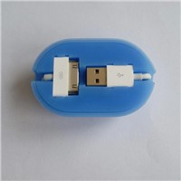 USB data cable collector