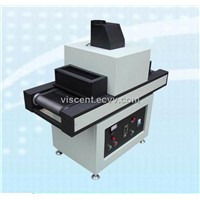 UV varnish coating machine UV curing machine