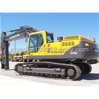 Used Volvo Excavator EC360BLC Very Good Condition