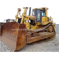 Used bulldozer CAT D9R