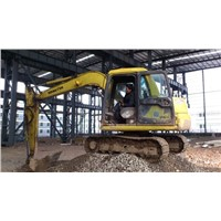Used komastu excavator PC60-7