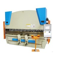 WE67K-CNC HYDRAULIC PRESS BRAKE(BENDING MACHINE)