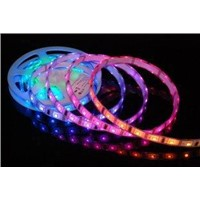 Waterproof IP68 SMD 5050 Red green blue flexible led strip lights for events, exhibitions