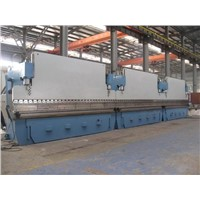 Wc67Y Series CNC Hydralic Press Brake