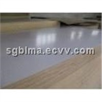 White Melamined MDF