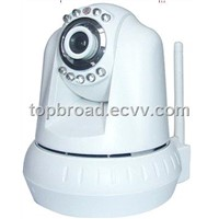 WiFi Ptz IP Network Security Camera System with smartphone Control (TB-M003BW)