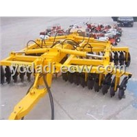 Wing-folded Heavy-duty Disc Harrow