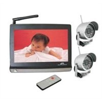 Baby Wireless Monitor (607+7066)