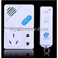 Wireless Remote Control AC Power Switch Socket with US Plug