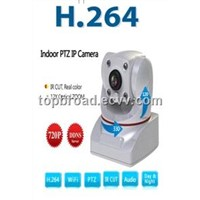 Wireless Video Security Camera IP Surveillance System with 720P, 12X optional Zoom(TB-HPZ018)
