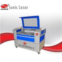 With red light indication function granite marble laser engraving machine