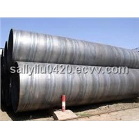 X70 spiral welded line pipe