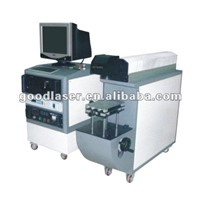 YAG lamp laser marking machine JD1625G