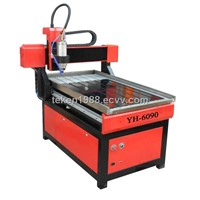 YH-6090 cnc engraving and cutting macine