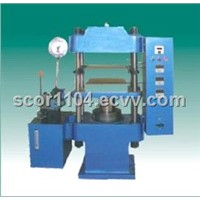 YN21124 Flat Vulcanizing Machine
