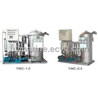 YWC0.25  15ppm Oily Water Separator