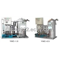 YWC2.5  15ppm Oily Water Separator