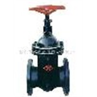ZF516Flanged /ZF526 threaded wedge gate valve with non-rising stem