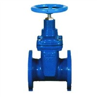 ZF536 Soft seal gate valve