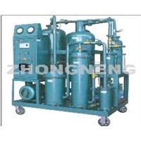 ZYB multifunction vacuum insulating oil purifier