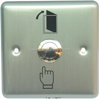 Access Contol System- Stainless Steel Door Release Button for Access Control System (CJ-DB5)