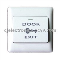 access control system-CJ-DB2 Plastic Exit Button switch