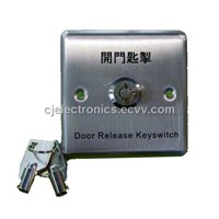 access control system-CJ-DB9 Key Switch Emergency Door Release for Access Control System