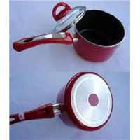 aluminum non-stick milk pot