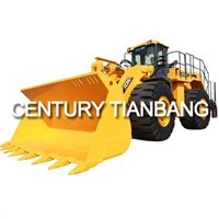 building machinery wheel loader