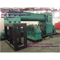 clay brick making machine(red brick vacuum extruder)