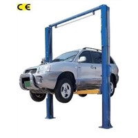 clear floor two post lift;car lifter;vehicle lifting equipment supplier