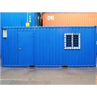 container  mobile   home