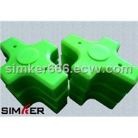damper for hydraulic breaker parts