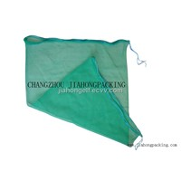 double opening plastic mesh bag