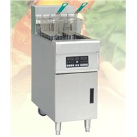 electric automatic commercial deep fryer