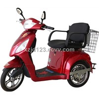 electric three wheeler tricycle-luckystar-1