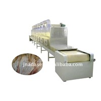 fish microwave dryer&sterilizer