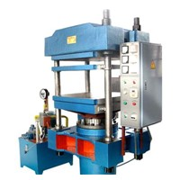 flat vulcanizing machine