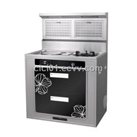 freestanding gas stove JZ1309