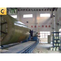 frp pipe machine