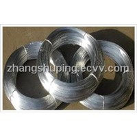 galvanise iron wire