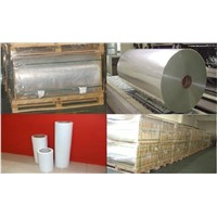 glossy film pet film for printing and lamination