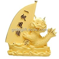 gold gifts(dragon), metal gifts , crystal gifts, silver gifts, promotion crafts