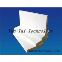 high alumina ceramic fiber board for insulation