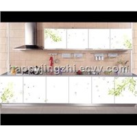 high gloss kitchen cabinet(lacquer)