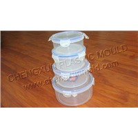 household mould/container mould/thin wall mould/transparent container/container box